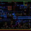 QFD Analyzer circuitry in 3D.
